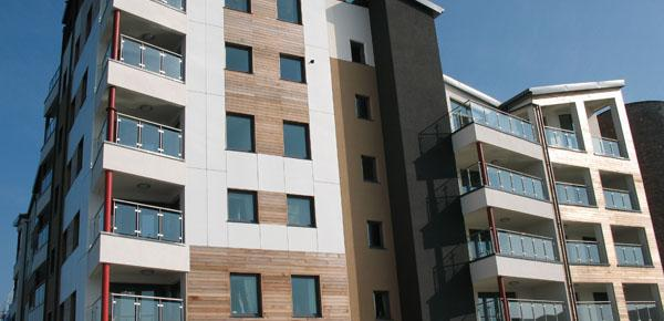 Victoria Dock Apartments, Caernarfon