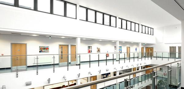 Mid Cheshire College – Learning Zone, Winsford
