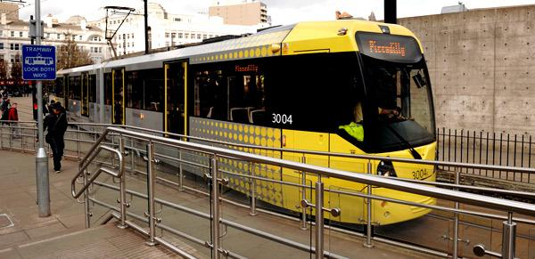 Metrolink – Piccadilly & St Peters Square, Manchester
