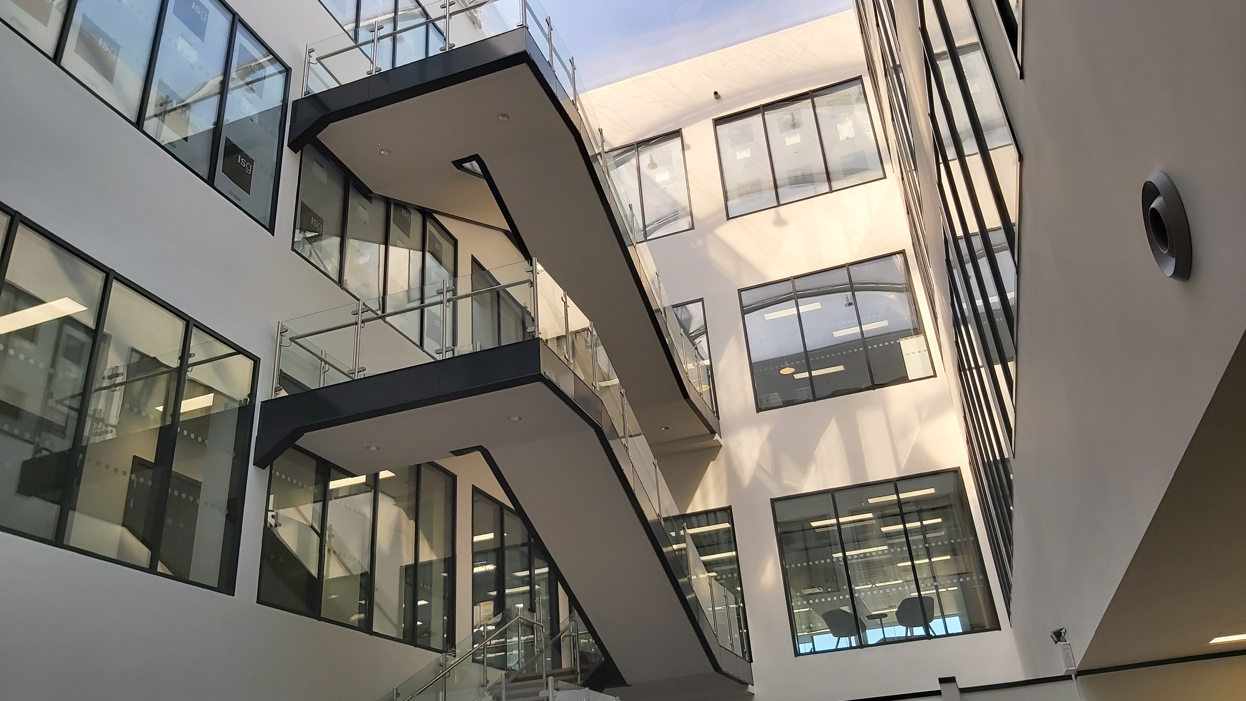 Imperial College, White City Campus, London