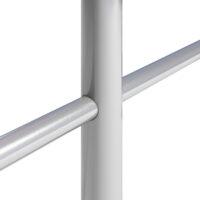 22mm diameter inline midrails