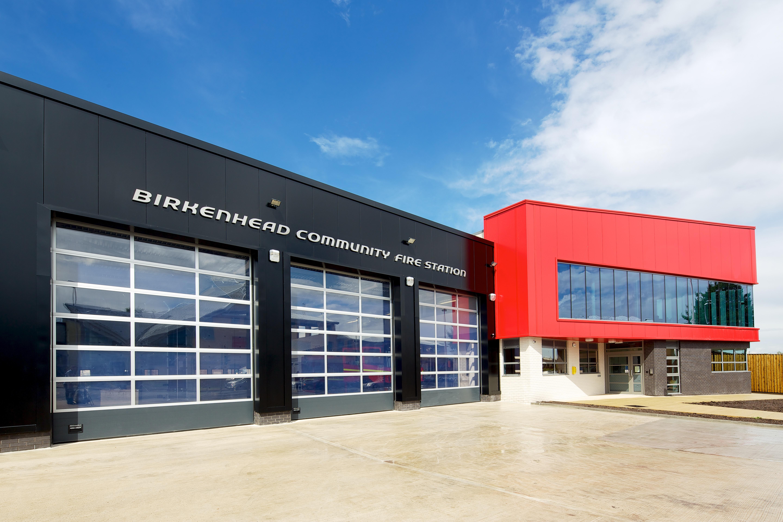 Birkenhead Community Fire Station