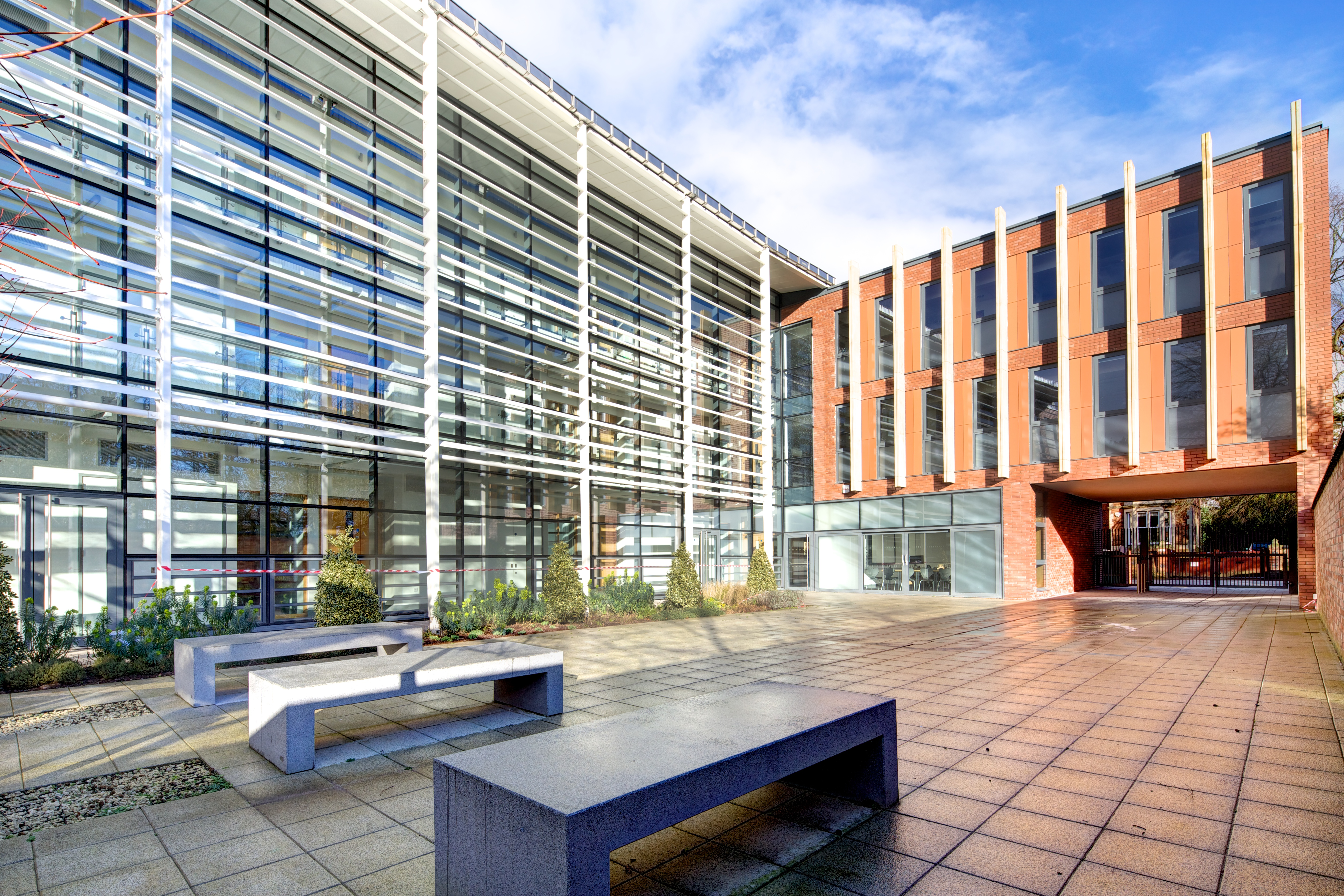 Rugby School Modern Languages Centre, Rugby