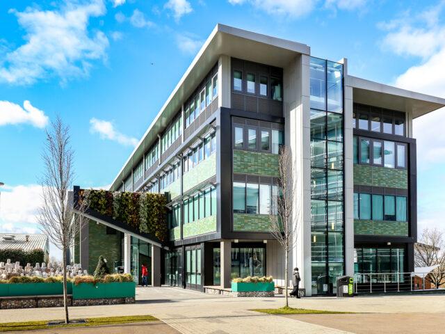 Ritterman Building, Middlesex University