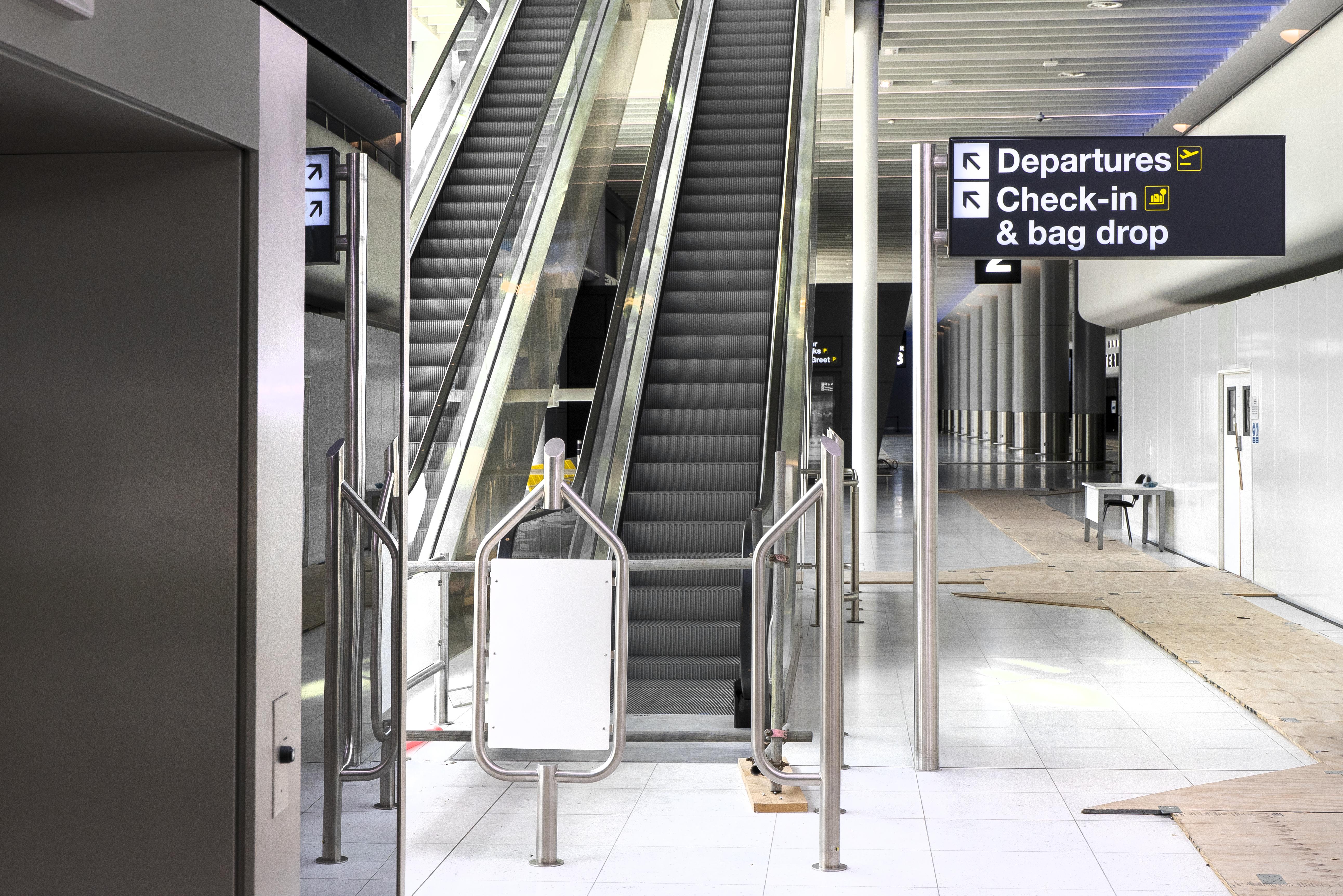 Manchester Airport Terminal 2
